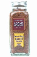 Sweet & Spicy Seafood Salmon Rub